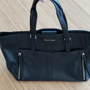 Brand new Cole Hahn leather bag